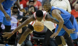 Dallas Mavericks 82 - 109 Houston Rockets (Pretemporada)