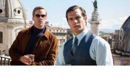 Guy Ritchie ('Snatch') también trae avance de la peli de espionaje 'The Man from U.N.C.L.E.'