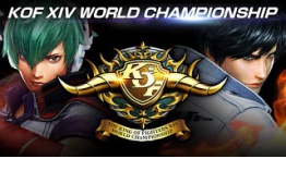 Anunciado el Campeonato Mundial de The King of Fighters XIV - Tráiler