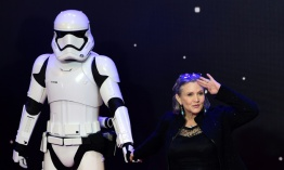 "No se recreará digitalmente a Carrie Fisher en ninguna cinta de ""Star Wars"""