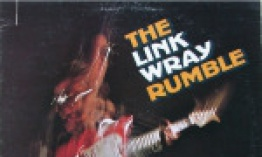 Link Wray- I Got a Rumble (Polydor 1974)