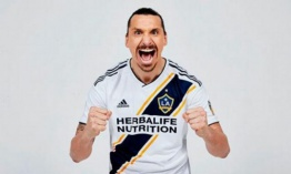 ¡Es oficial! Zlatan Ibrahimovic llega al Galaxy LA (VIDEO)