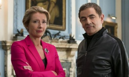 Johnny English 3.0: Johnny ataca de nuevo
